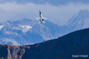 Axalp 2018 live fire demo swiss air force