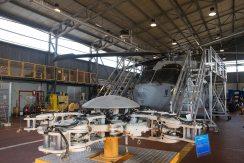 Hangar Manutenzione 1° Gruppo Elicotteri Marina Militare