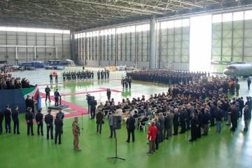Sigonella cambio comando Frare Chiriatti 2018