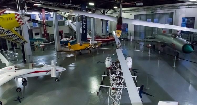 Volandia museo e parco del volo a Malpensa
