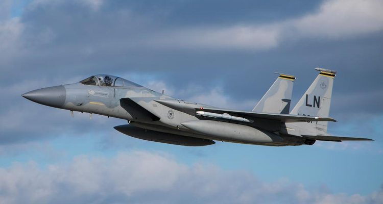 F-15C Eagle US Air Force Europe