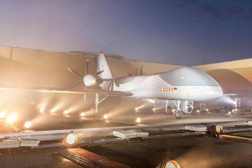 aeromobile a pilotaggio remoto europeo MALE RPAS