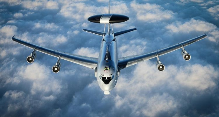 NATO E-3 Sentry AWACS