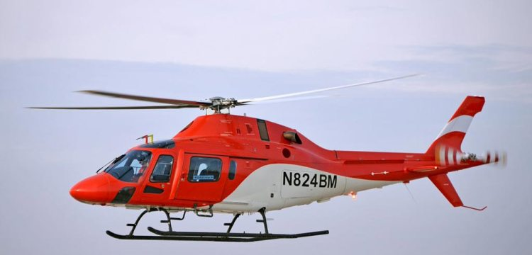 elicottero leonardo TH-119