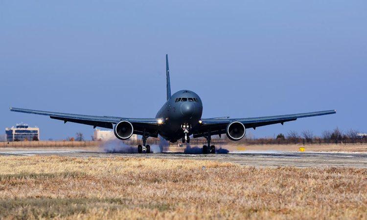 Rifornitore in volo USAF KC-46A Pegasus