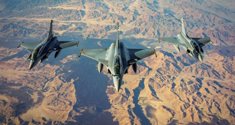 Armée de l'Air Rafale