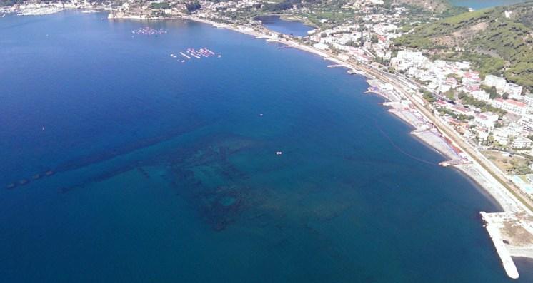 7° NEC Controllo aree archeologiche marine, Baia (NA)