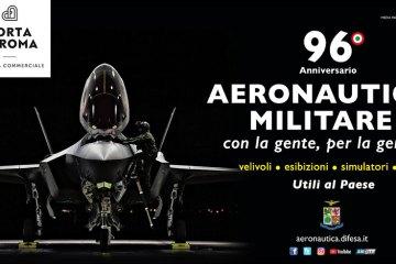 96 anniversario aeronautica militare