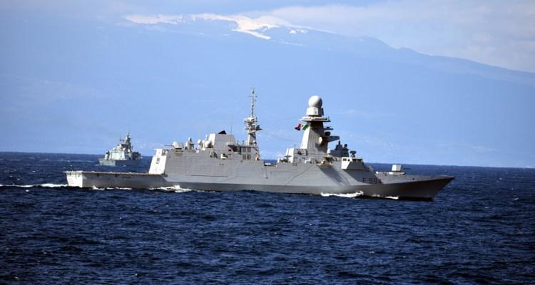 Esercitazione NATO Dynamic Manta