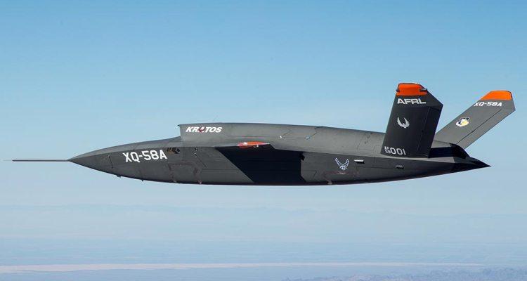 USAF XQ-58A