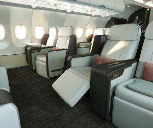 Airbus A321LR Four Seasons Hotels & Resorts