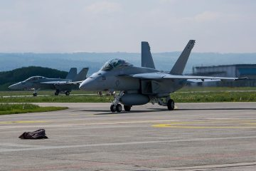 Svizzera Air2030: Super Hornet