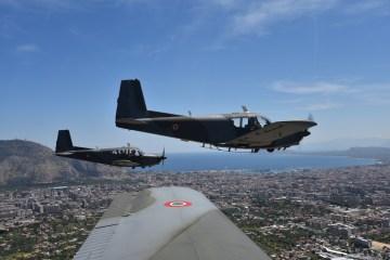 Corso di cultura aeronautica 2019 a Palermo
