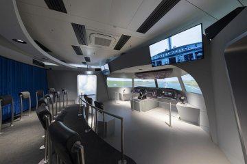 simulazione aeroporto internazionale di Vienna
