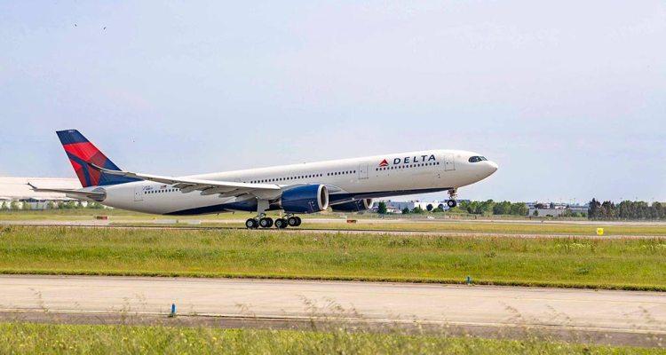 Airbus A330-900 Delta Air Lines
