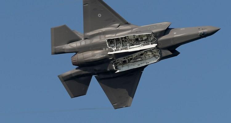 F-35A Aeronautica Militare