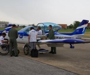 Pilota per un giorno con WeFly! Team 60°Stormo Guidonia