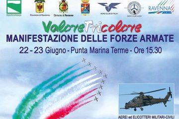 Manifestazione aerea Valore Tricolore 2019