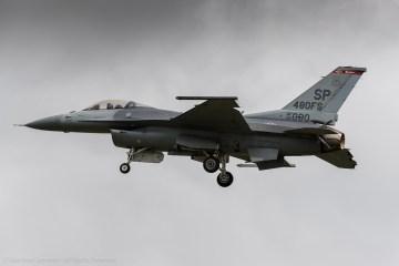 F-16C USAF Viper Demo Team