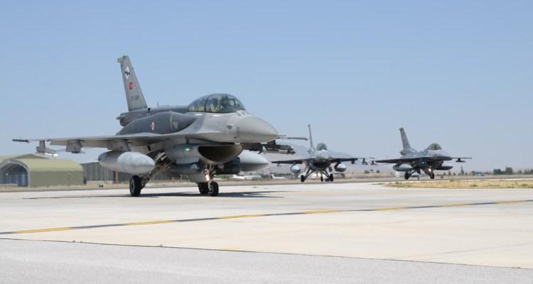F-16 turchi