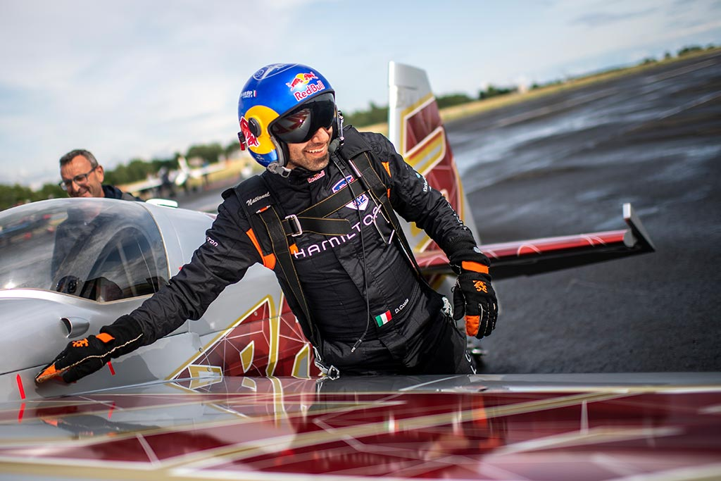 Dario Costa Red Bull Air Race 2019