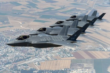 F-35A italiani e F-35B inglesi