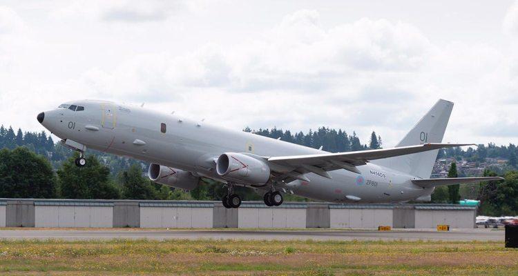 RAF Poseidon MRA1