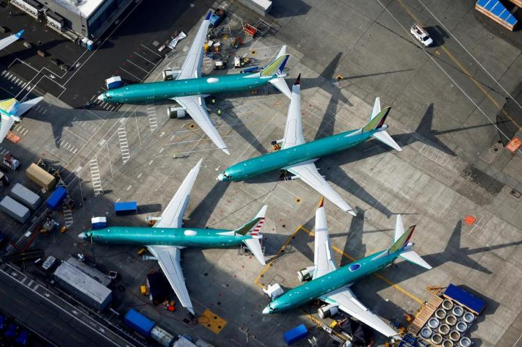 boeing 737 Max @ REUTERS Lindsey Wasson File Photo