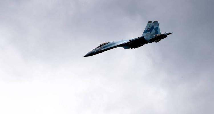 Sukhoi Su-35S Russian Air Force