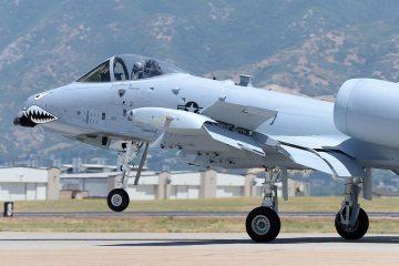 USAF A-10 Thunderbolt II