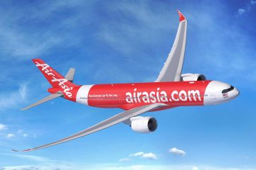 Airbus A330-900 AirAsia