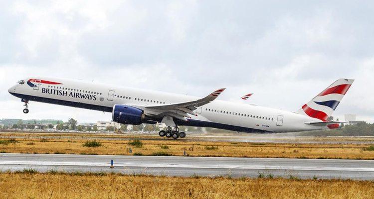 Airbus A350-1000 British Airways