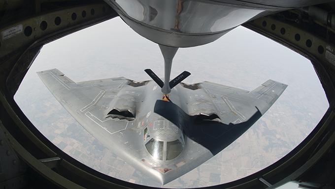 USAF B-2A Spirit