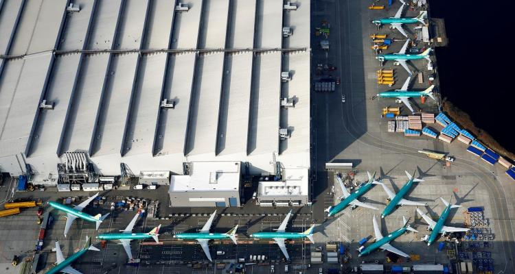 Boeing 737 MAX Renton REUTERS Lindsey Wasson