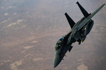F-15E Strike Eagle Iraq