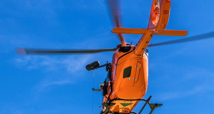 Airbus Helicopters H135 Christian Keller