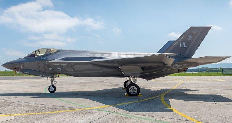 USAF F35 Air2030