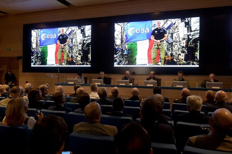 Aeronautica Militare Innovation Day 2019: Luca Parmitano