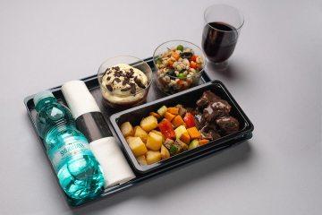 Air Italy servizio di bordo economy lungo raggio