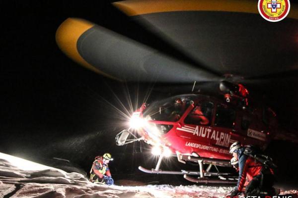 aiut alpin dolomites 2019 / CNSAS Sudtirol