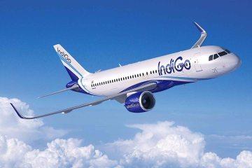 Airbus A320neo IndiGo