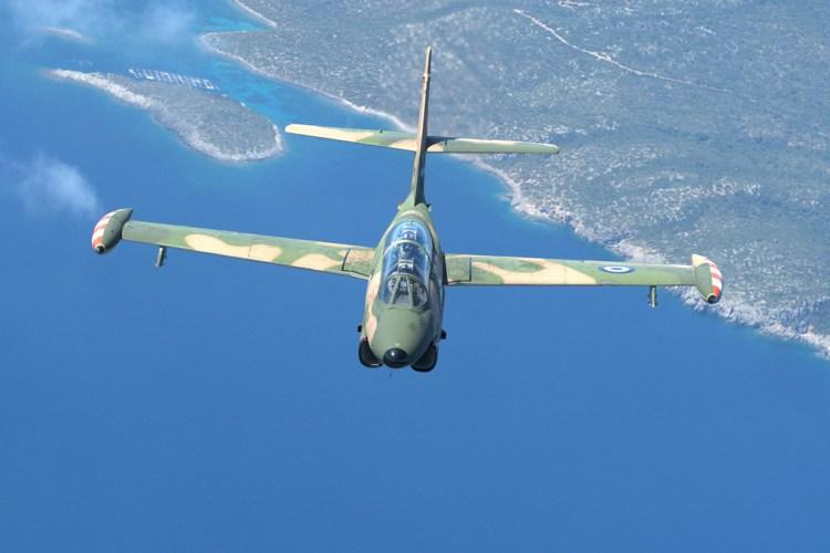T-2 Buckeye Hellenic Air Force Kalamata