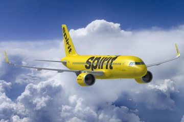 Spirit Airlines Airbus A320neo