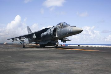 USMC AV8B Harrier