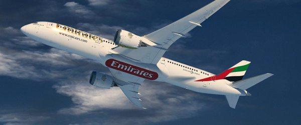 Emirates Airline Boeing 787 Dreamliner