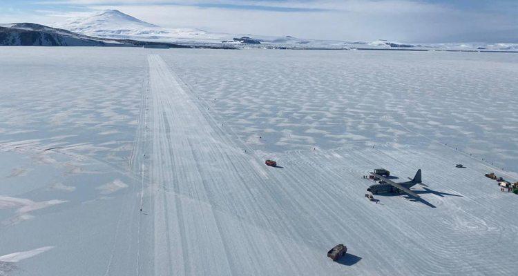 C-130 Aeronautica Militare in Antartide