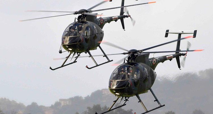 TH-500B Aeronautica Militare 72° Stormo
