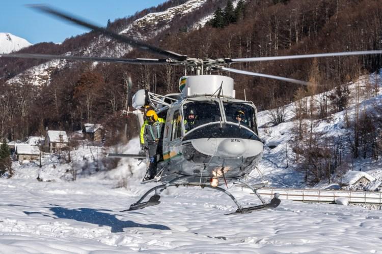 Sezione Aerea GdF di Venegono Varese