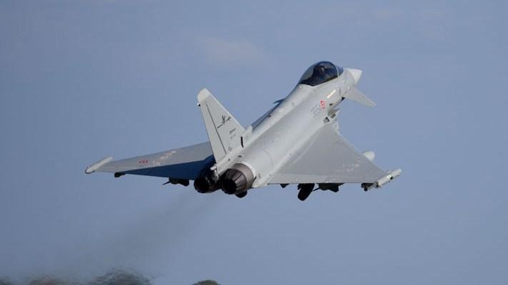 Eurofighter 36° Stormo Aeronautica Militare