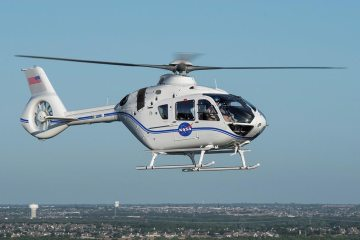 NASA H135 Airbus Helicopters